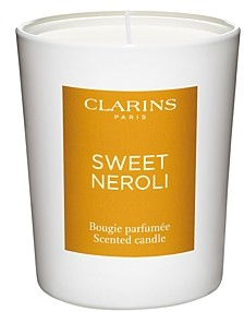 Clarins Sweet Neroli Scented Candle
