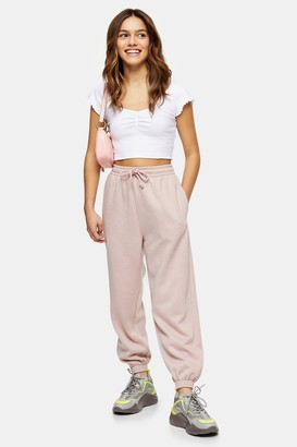Topshop PETITE Dusty Pink Joggers