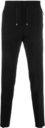 John Richmond Tapered Drawstring Trousers