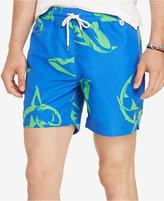 Polo Ralph Lauren Men's Printed Swim Trunks
