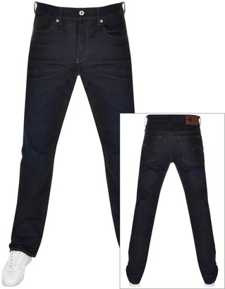 G Star Raw 3301 Relaxed Jeans Navy