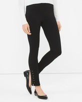 White House Black Market Lace-Up Instantly Slimming Leggings