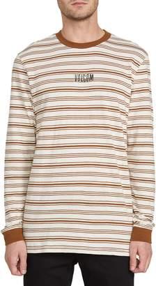 Volcom Fluxer Stripe Long Sleeve T-Shirt