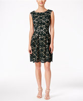 Vince Camuto Lace A-Line Dress