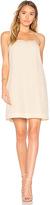 Elizabeth and James Mariella A Line Dress in Cream. - size L (also in S)