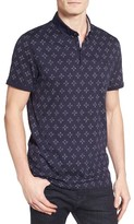 Ted Baker Men's Fella Diamond Geo Polo