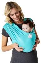 Baby K'tan Breeze Medium Baby Carrier in Teal