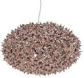 Kartell Bloom Metallic Pendant Light - Bronze S1