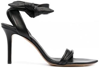 Isabel Marant Ankle Wrap Sandals