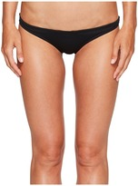TYR Solid Mini Bikini Bottom Women's Swimwear