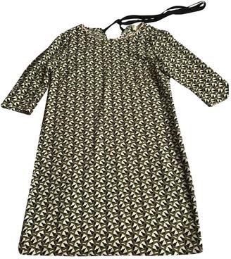 Essentiel Antwerp Khaki Dress for Women