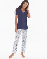 Soma Intimates Ankle Length Pajama Set