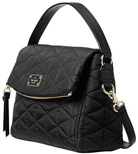 Kate Spade new york Wilson Road Quilted Miri Nylon Cross Body Bag Women's Handbag
