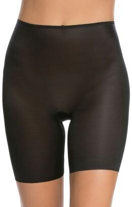 Spanx Skinny Britches Mid Thigh Short 10008R