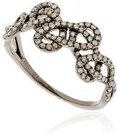 Anissa Kermiche Tatouage Silver & Diamond Ring