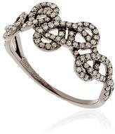 Tatouage Silver & Diamond Ring
