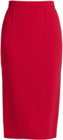 Roland Mouret Arreton double-faced wool pencil skirt