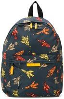 Stella McCartney rocket print backpack