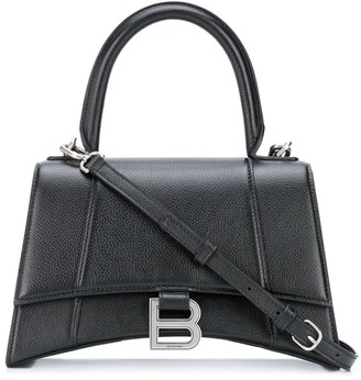 Balenciaga Hourglass S top-handle bag
