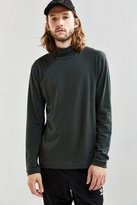 Urban Outfitters Basic Mock Neck Long Sleeve Tee