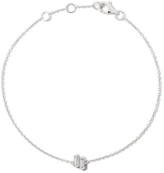 Alinka 18kt white gold HERMITAGE diamond bracelet