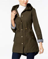 Style&Co. Style & Co High-Low Utility Jacket, Created for Macy's