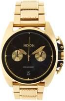 Nixon Men's Anthem Chrono Stainless Steel Watch, 40mm