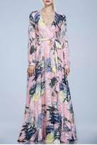 Ark & Co Dramatic Maxi Dress
