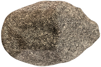 Isabel Marant Anthracite Wool Hats