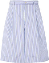 Comme des Garcons striped bermuda shorts - men - Cotton - S
