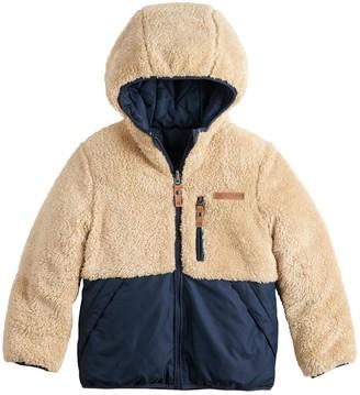 ZeroXposur Boys 4-7 Juvi Reversible Jacket