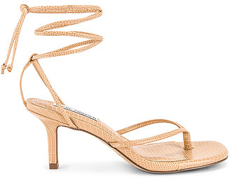 Steve Madden Lori Kitten Heel Sandal