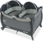 Graco Baby Pack 'n Play Playard with Twins Bassinet Stars