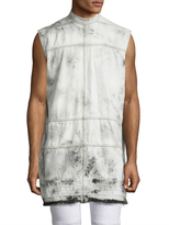 Rick Owens Cotton Dyed Top