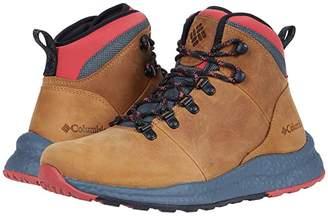 Columbia Sh/Fttm Waterproof Hiker (Elk/Daredevil) Women's Shoes