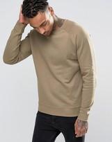 Asos Sweatshirt In Beige