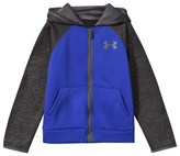 Under Armour Blue Armour Fleece Storm MagZip Hoodie