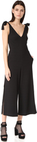 See by Chloe Bow Jumpsuit