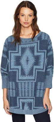 Pendleton Women's Harding Oversized Pullover Sweater