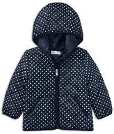 Ralph Lauren Girls' Quilted Polka-Dot Jacket - Baby