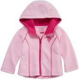 U.S. Polo Assn. Midweight Fleece Jacket-Baby Girls