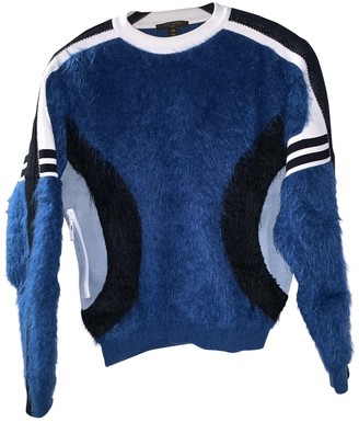 Louis Vuitton Blue Wool Knitwear for Women
