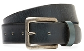 Berge Distressed Leather Belt