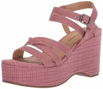 Lucky Brand Women's CARLISHA Wedge Sandal