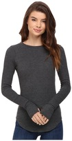LnA Sloane Rib Long Sleeve