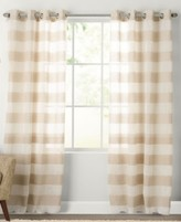 "Miller Curtains Arlen 50"" x 84"" Grommet Panel"