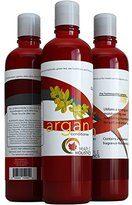 Argan Oil Conditioner - 8 0z - Purest Formula - Natural Treatment for Dry and Damaged Hair - Sulfate Free, Silicone Free, Fragrance Free, Cruelty Free - Men and Women - Made in USA By Maple Holistics