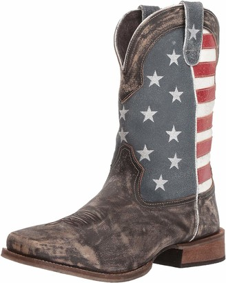 Roper Men's America Western Boot