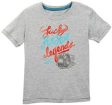 Lucky Brand Hot Rod Tire Tee (Toddler Boys)