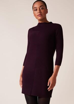 Phase Eight Francesca Rib Dress